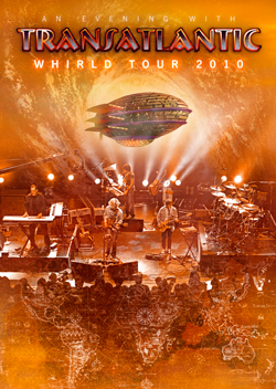 Whirld Tour 2010 Mediabook Collector's Version