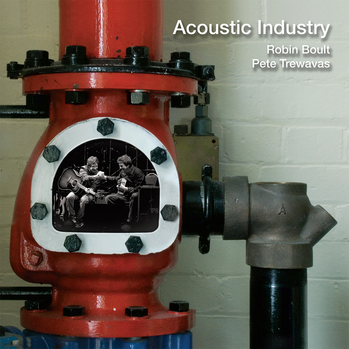 ACOUSTIC INDUSTRY 1CD WALLET