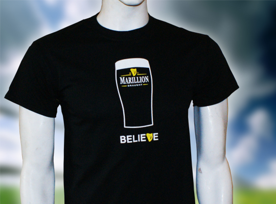 BELIEVE T-SHIRT (LARGE)