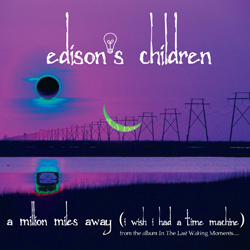 A Million Miles..EP 1CD EP Single