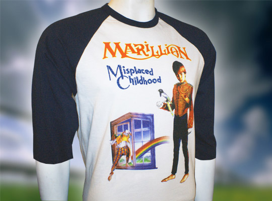 Misplaced Childhood (Montreal Version) T-Shirt (XX-Large)