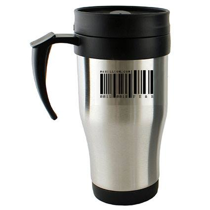 WEEKEND 2017 BARCODE MUG TRAVEL STYLE