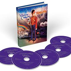 MISPLACED CHILDHOOD DELUXE CD/BLURAY VERSION