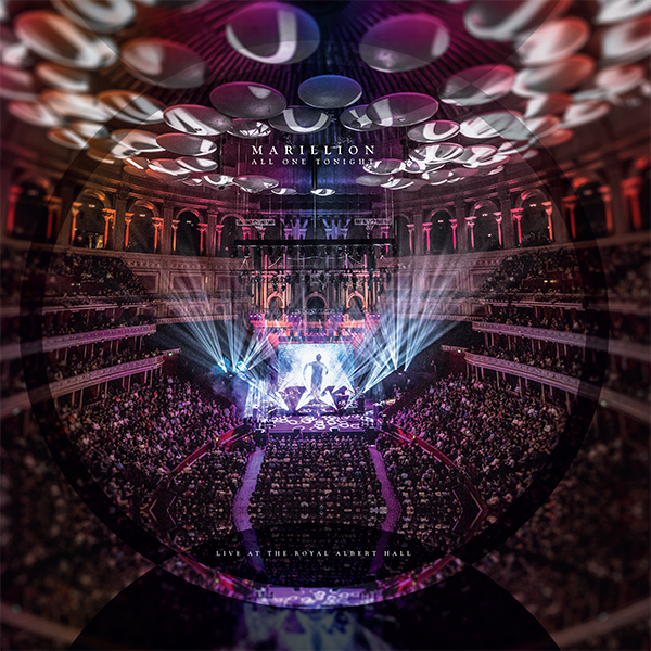 ALL ONE TONIGHT - LIVE AT THE ROYAL ALBERT HALL CD