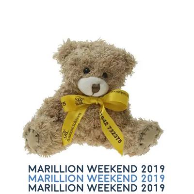 WEEKEND 2019 TEDDY BEAR PLUSH TOY