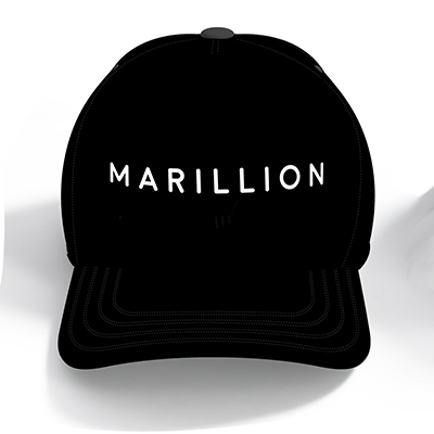 MARILLION LOGO BASEBALL CAP EMBROIDERED