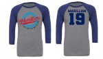 2019 Baseball Style Marillion Shirts