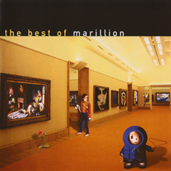 THE BEST OF MARILLION 1CD COMPILATION