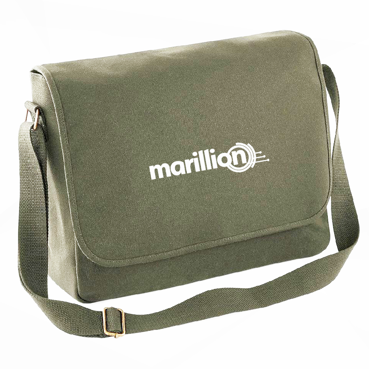 MARILLION CANVAS MESSENGER BAG