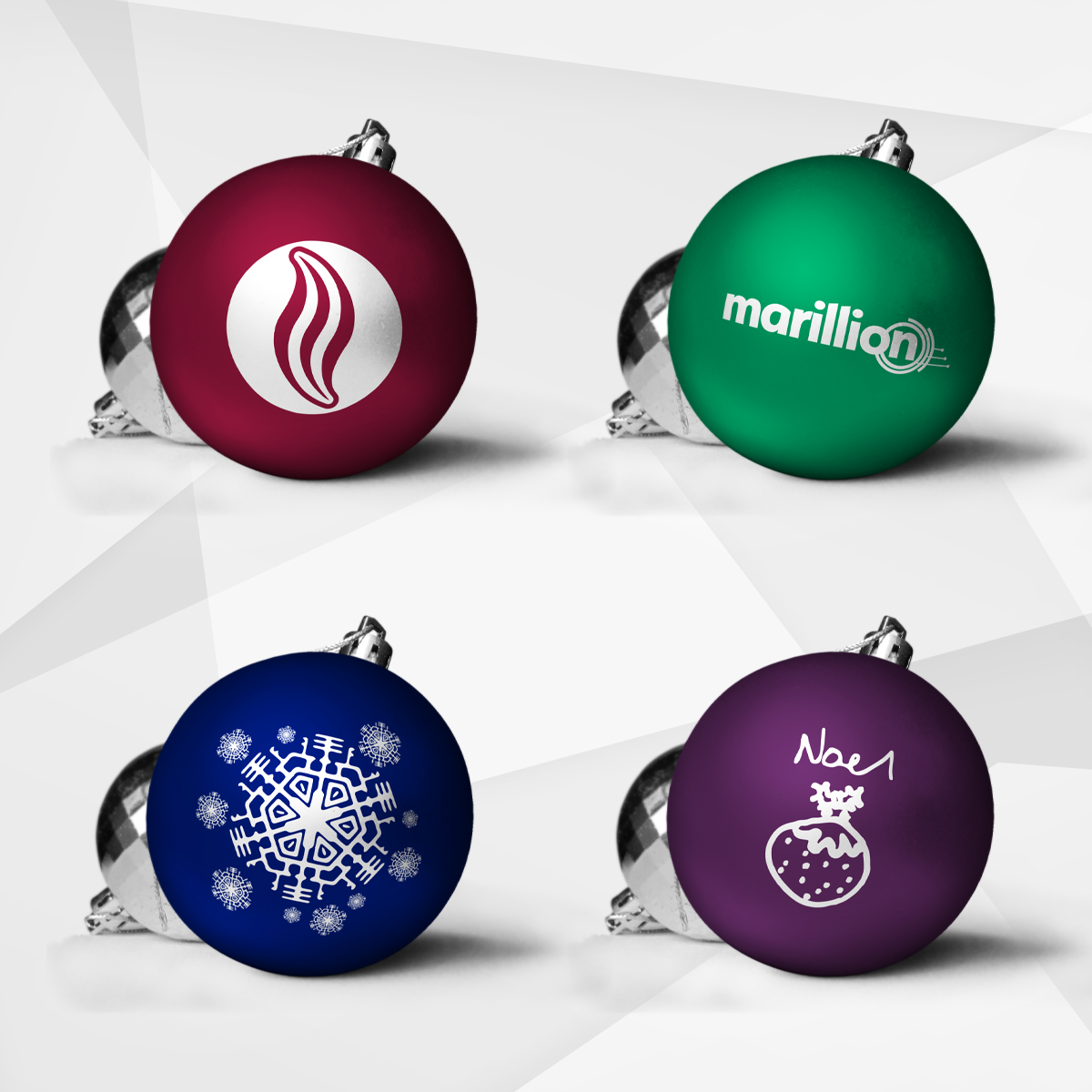 MARILLION CHRISTMAS BAUBLES