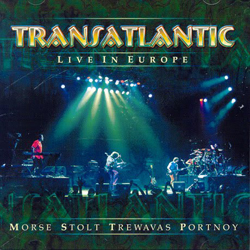 LIVE IN EUROPE 2CD RETAIL VERSION