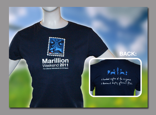 Marillion Com Racket Records Store