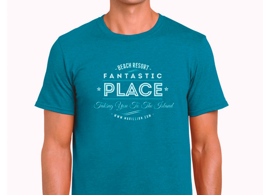 FANTASTIC PLACE T-SHIRT