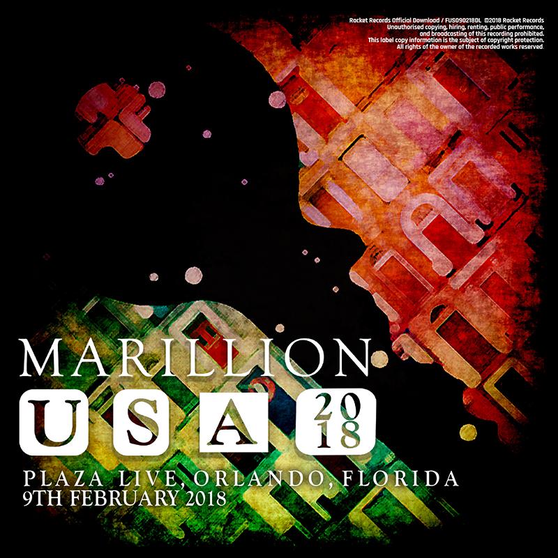 marillion tour