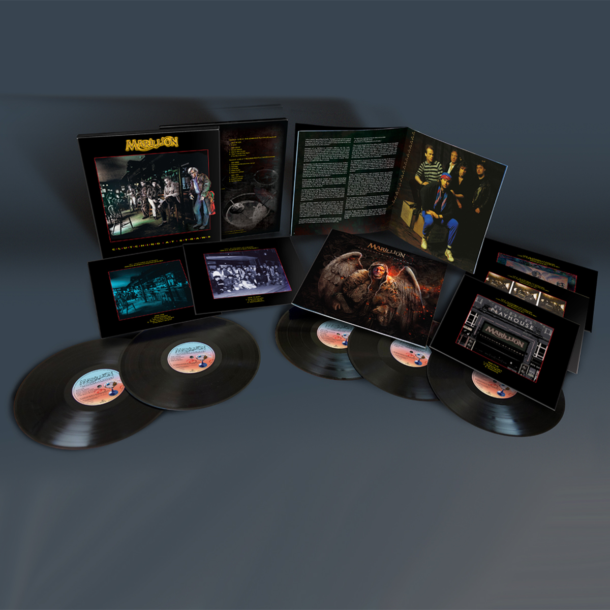 Clutching At Straws Deluxe Vinyl Box Set