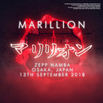 JAPANESE TOUR 2018 ZEPP NAMBA, OSAKA - 13TH SEPTEMBER 2018