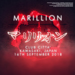 JAPANESE TOUR 2018 CLUB CITTA', KAWASAKI - 16TH SEPTEMBER 2018
