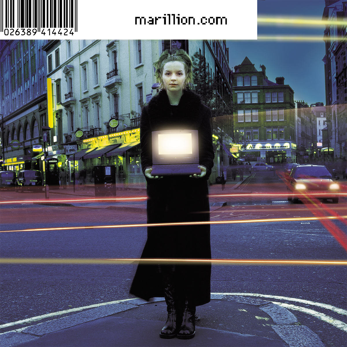 marillion.com | Racket Records Store
