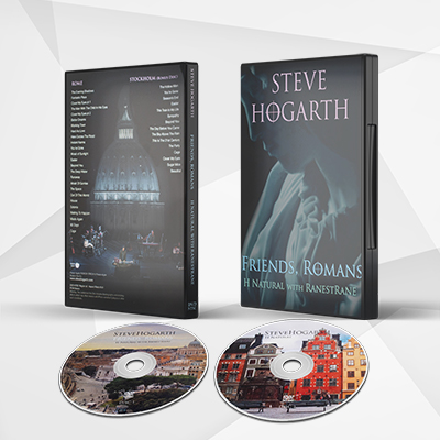Friends Romans DVD
